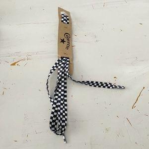 Converse Checker Board Shoe Lace - 45